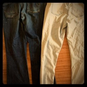 Size 29 citizen of humanity lowcut bootcut jeans